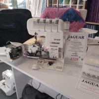 Jaguar 1015 overlocker