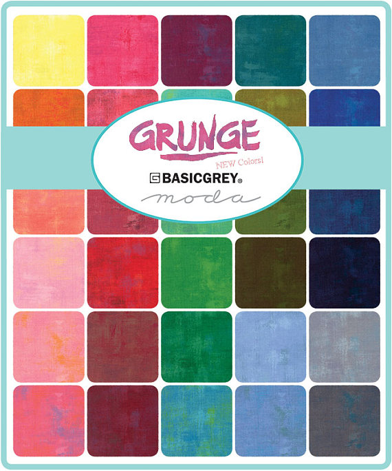 Fabric grunge essential dots basic grey hello world merrily garden notes true blue poppy mae nannette just another walk in the woods corner of 5th and gumiabroncs Image collections